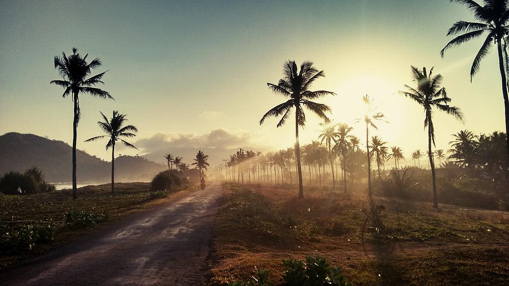 اندونسيا هي احدى الدول الاسيوية التي يمكن للسعوديين السفر لها بدون فيزا