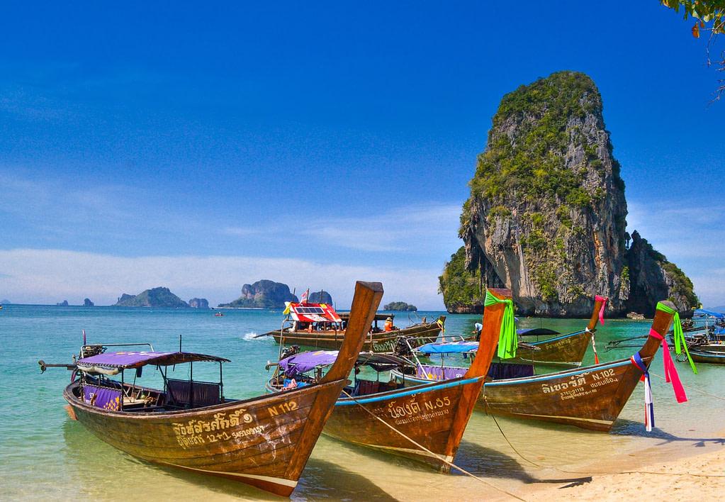 تايلاند هي أحد الدول الاسيوية التي يمكن للسعودين السفر لها بدون فيزا