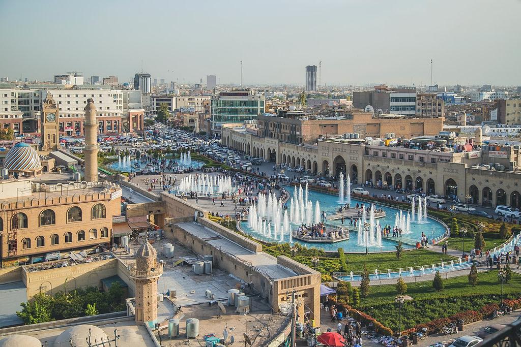 يمكن للسعوديين السفر للعراق بدون فيزا