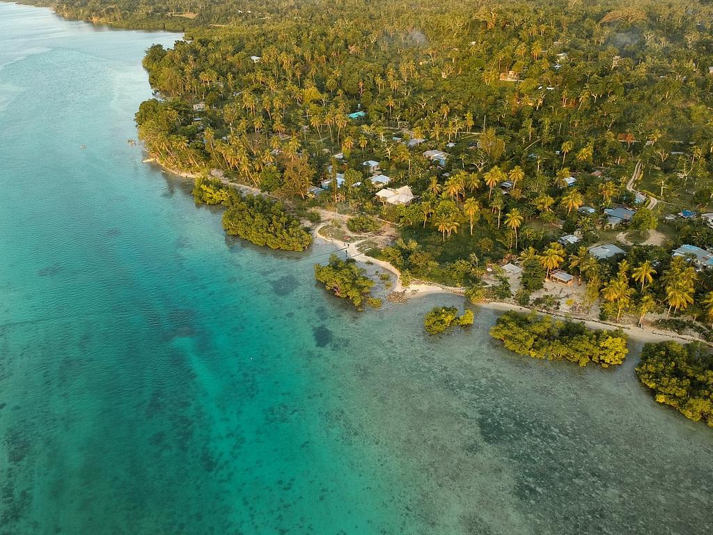 فانواتو جزيرة يمكن السفر لها بدون تاشيرة للسعوديين