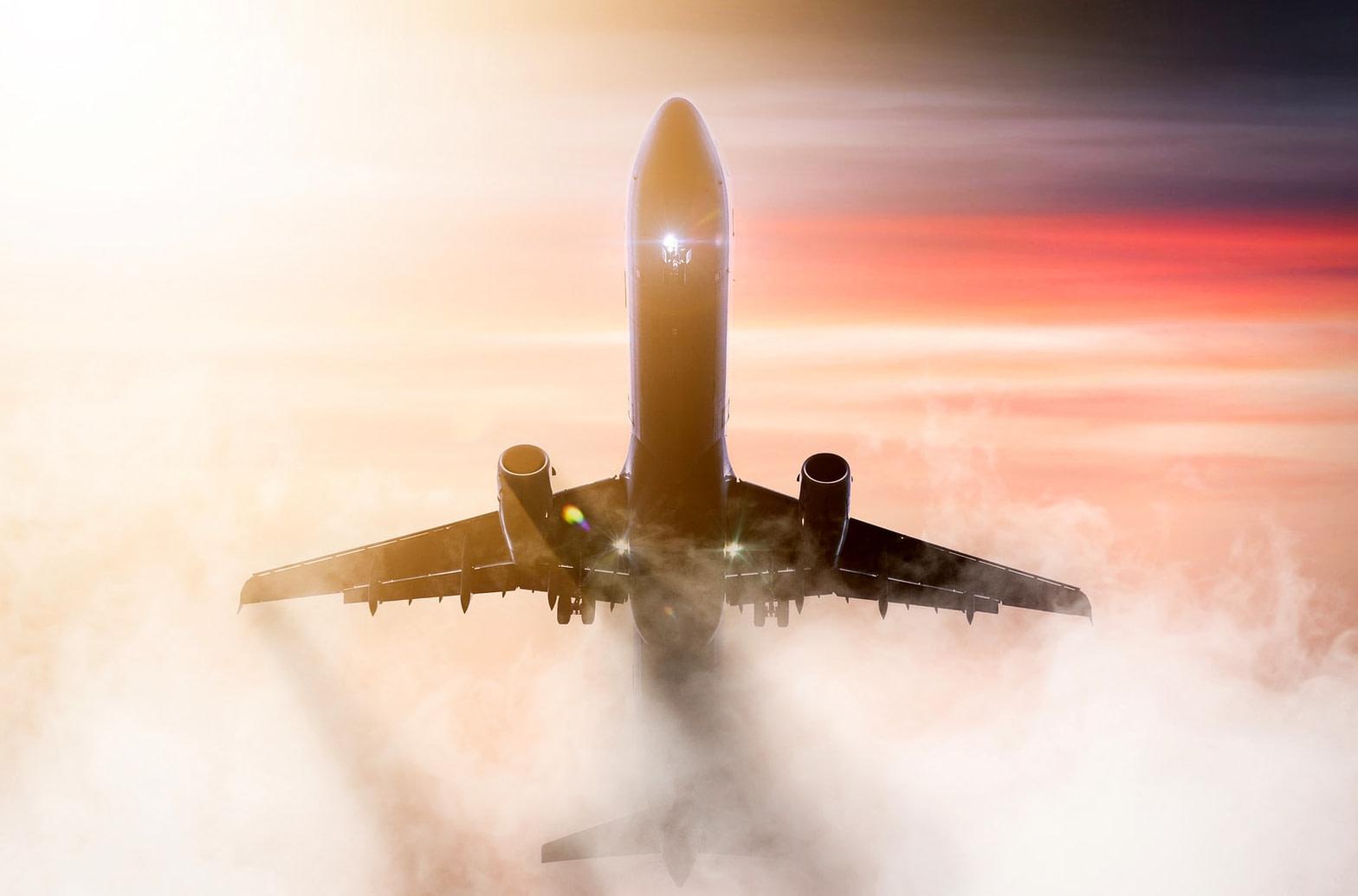 رحلات طيران روما جدة FCO JED