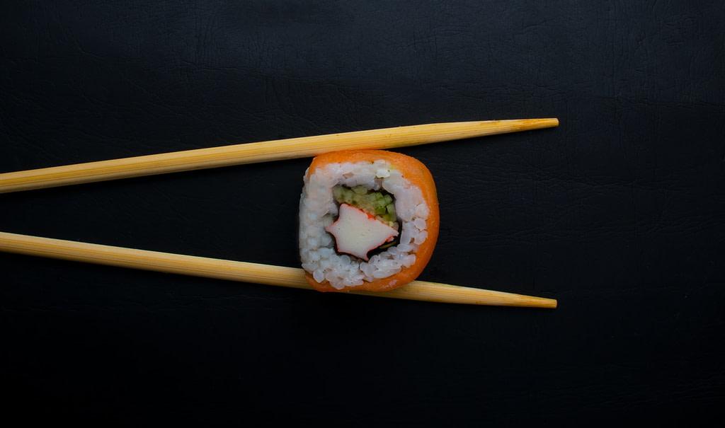 مطعم مايزو من أفضل مطاعم جدة صورة سوشي