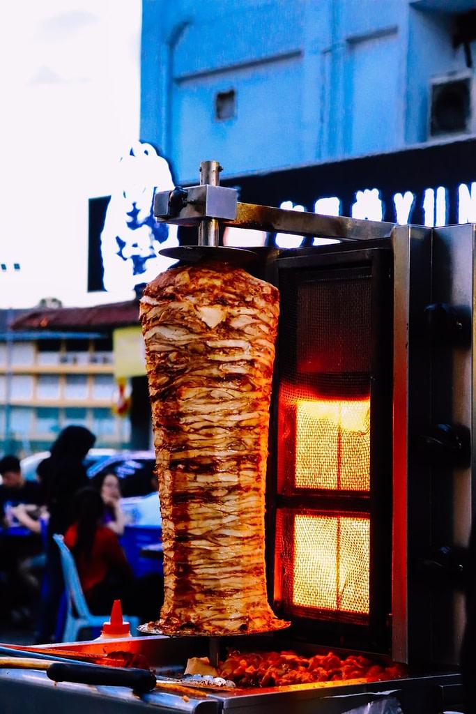 أفضل شاورما في جدة مطعم الشامي