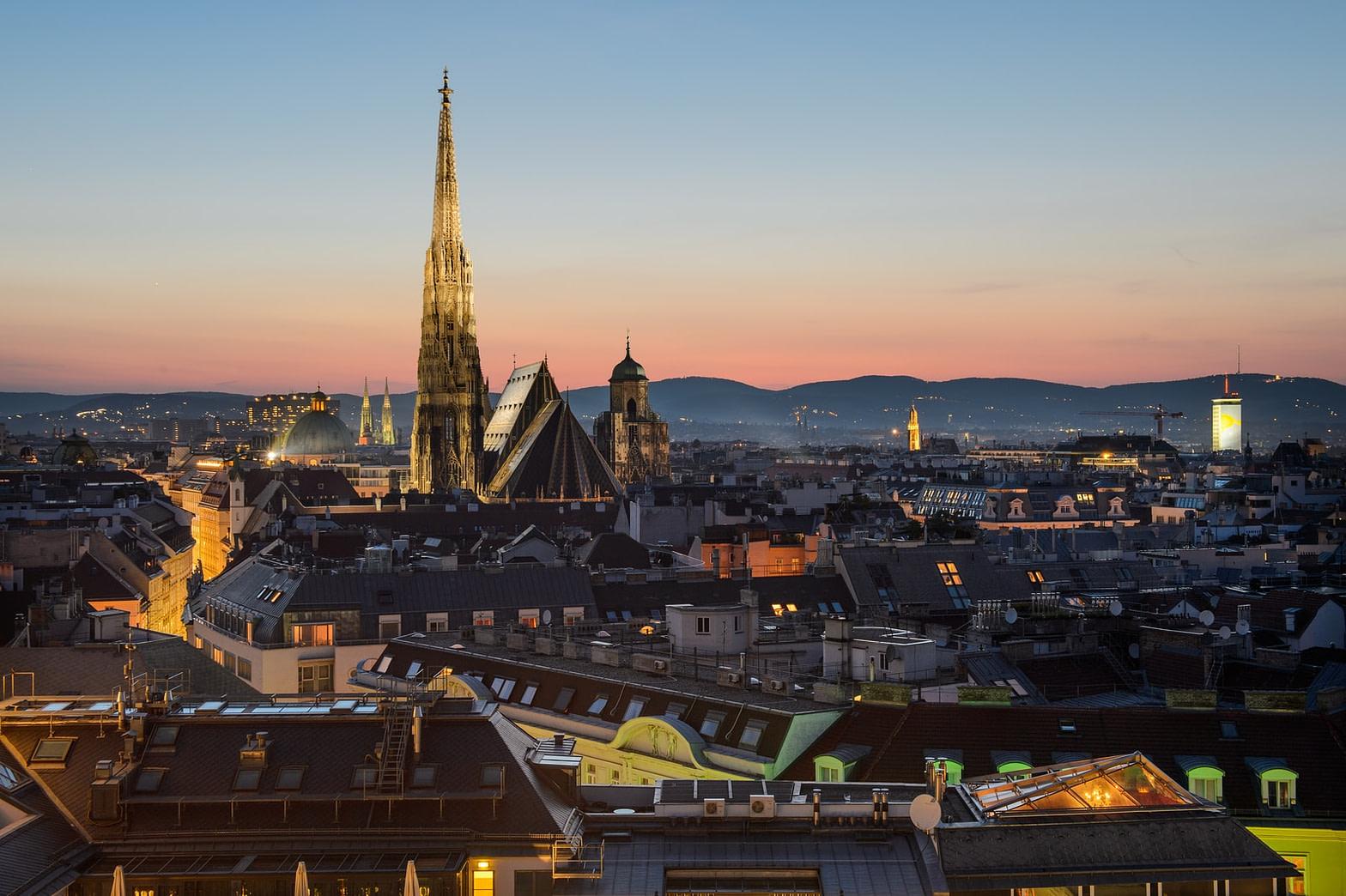 VIENNA , فيينا . VIE