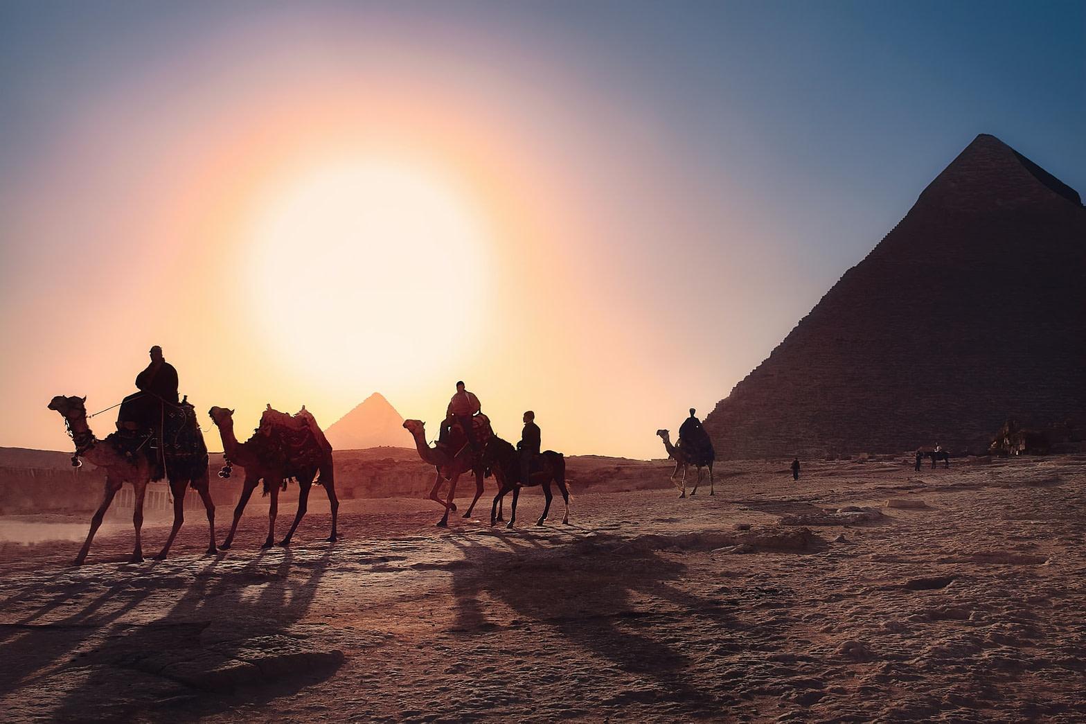 معلومات عن الرحلات من الرياض الى القاهرة